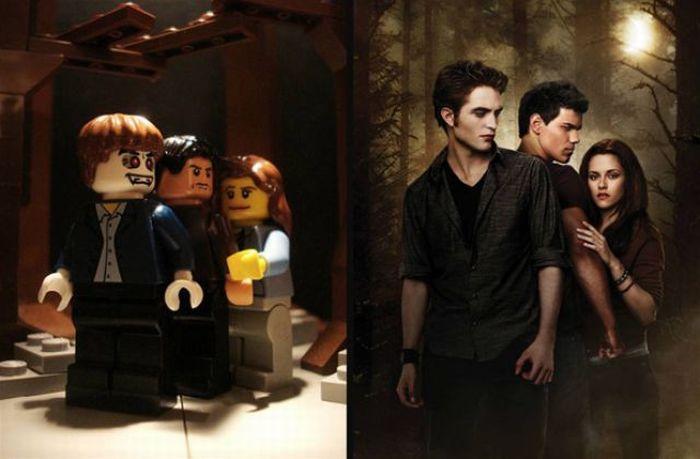 Popular Movies in Lego (29 pics)