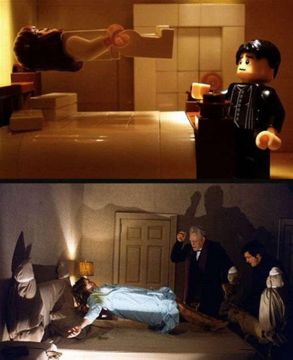 Popular Movies in Lego (29 pics)