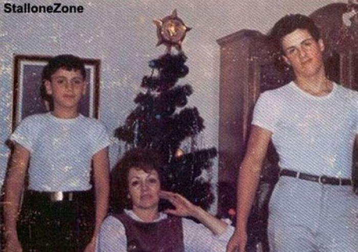 La mama de Silvester Stallone