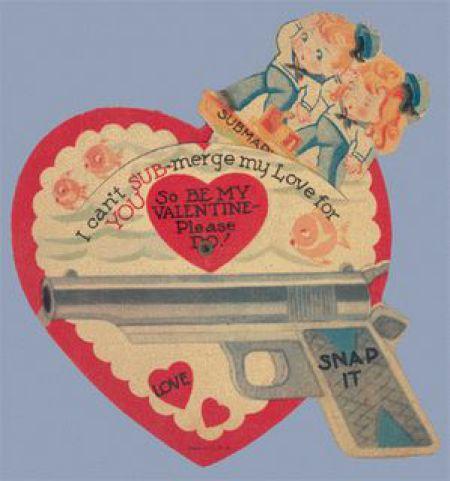 Frightening Valentines (94 pics)