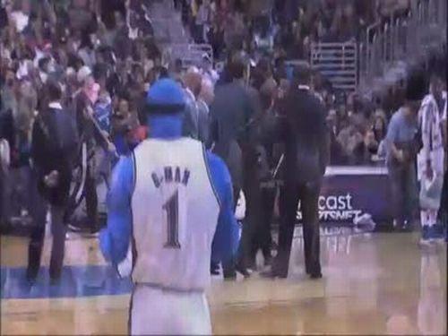 Wizards Gman vs NBA Fans