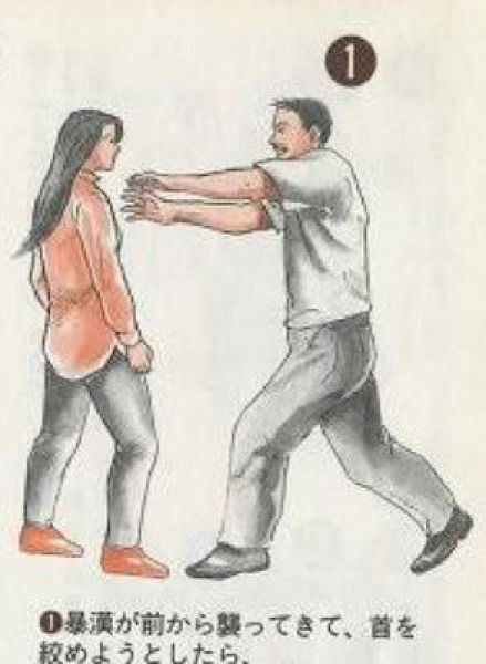 Asian Art of Self-Defense (8 pics)