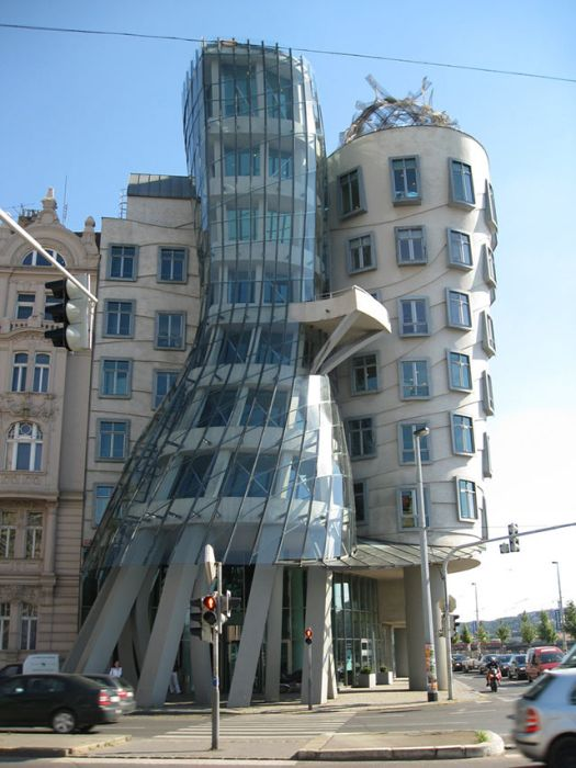 Strange and Fantastic Buildings Architecture (84 pics)