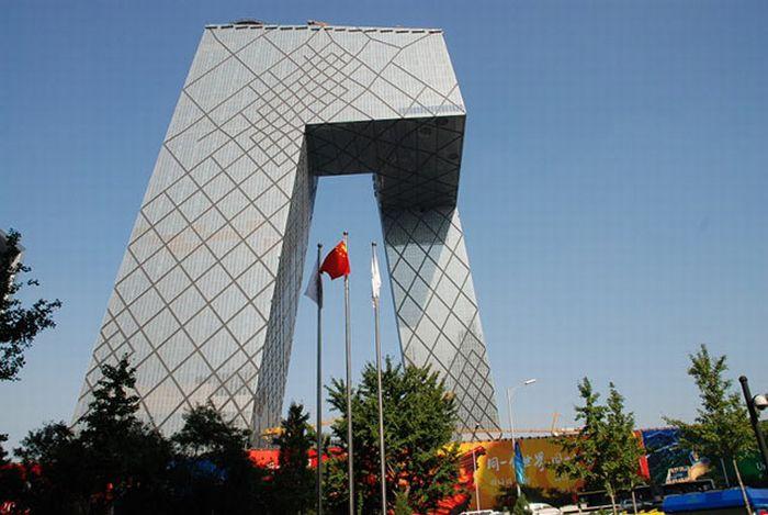 Strange and Fantastic Buildings Architecture (84 pics)