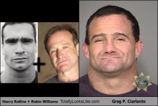 Totally Look Alikes. Part V (50 pics)