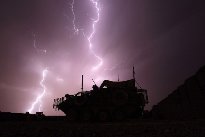 Amazing Photos of Lightnings (31 pics)