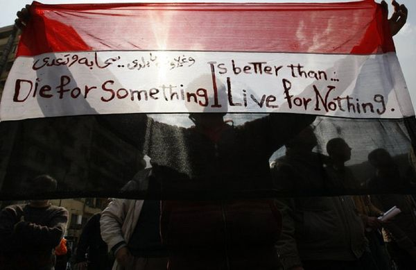 The Best Egypt Protest Signs (21 pics)