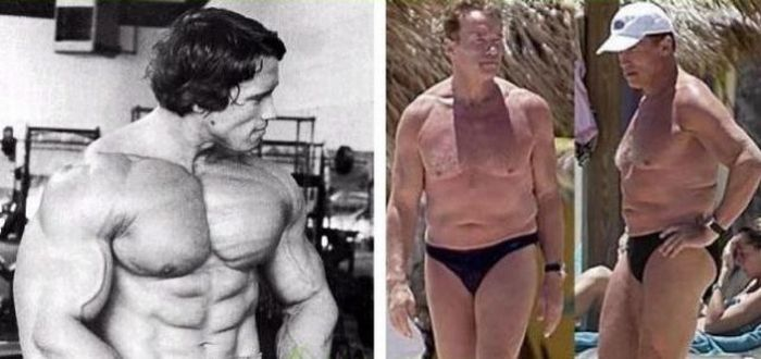 How Everyone and Everything Changes over Time (55 pics)