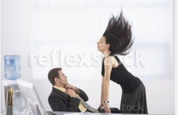 The Best of Sexual Harassment Stock Photography (15 pics)