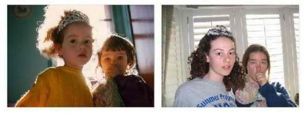 Then and Now (22 pics)