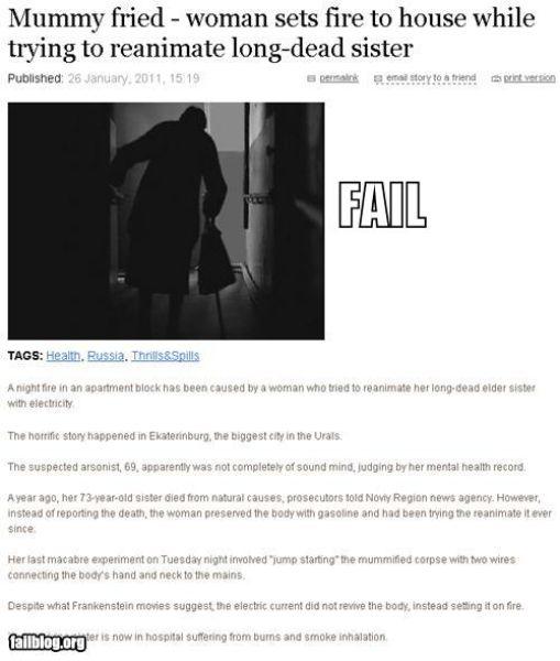 Epic Fails. Part 17 (81 pics)