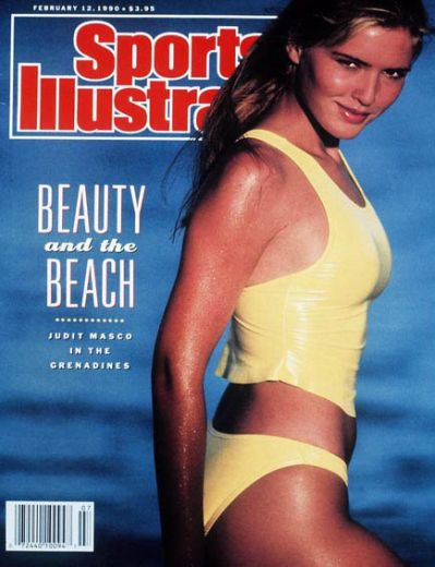 A Pictorial History of the SI Swimsuit Issue Cover (47 pics)
