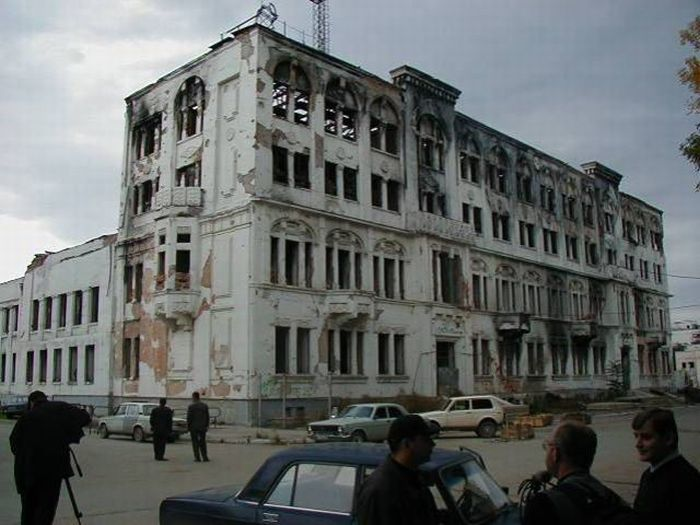 How Chechnya Has Changed after the Wars (8 pics)