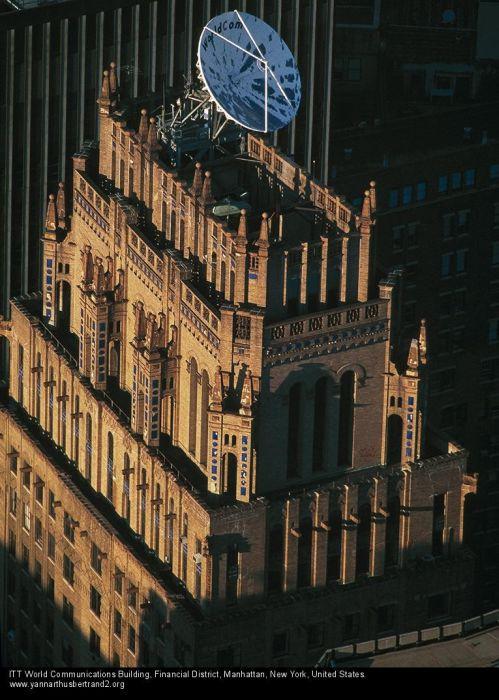 New York City from the air by Yann Arthus Bertrand (168 pics)