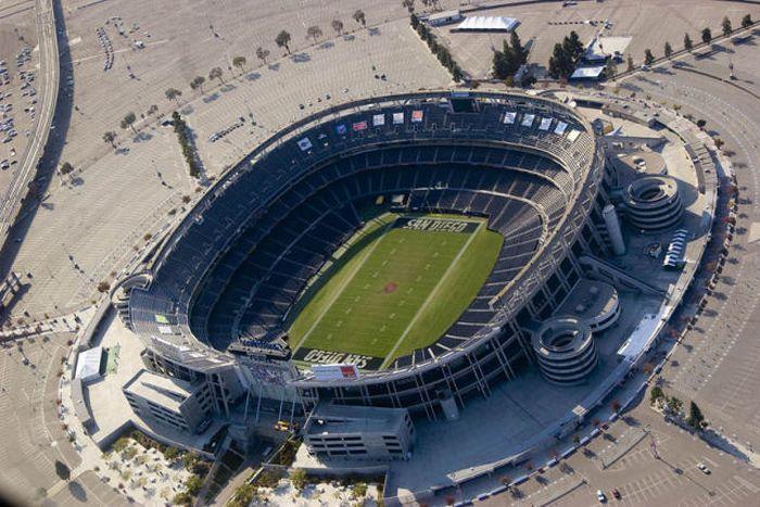 Stadium Photographs (25 pics)