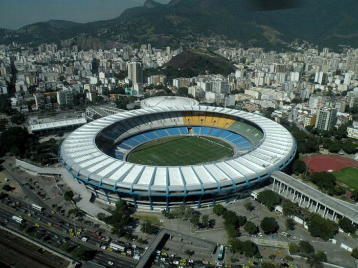 Stadium Photographs (25 pics)