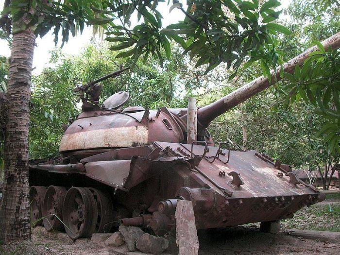 War Museum in Cambodia (28 pics)