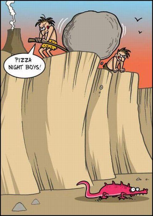 Funny Cartoons (37 pics)