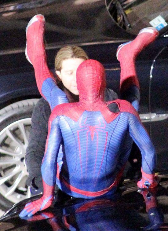 Why Does Spiderman Look so Sad? (5 pics)