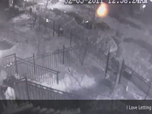 Stolen Snow Shovel Revenge