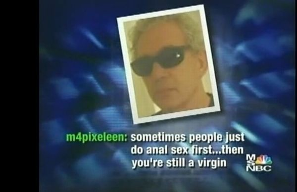 The Best 'To Catch A Predator' Screencaps Ever (25 pics)