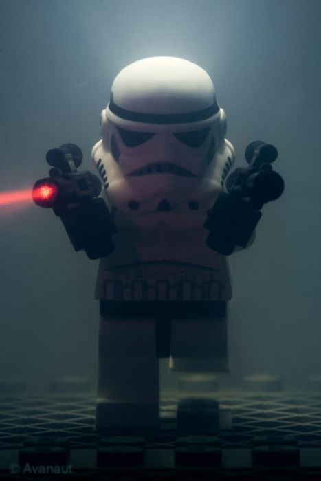 When Photographers Play With Star Wars Toys (20 pics)