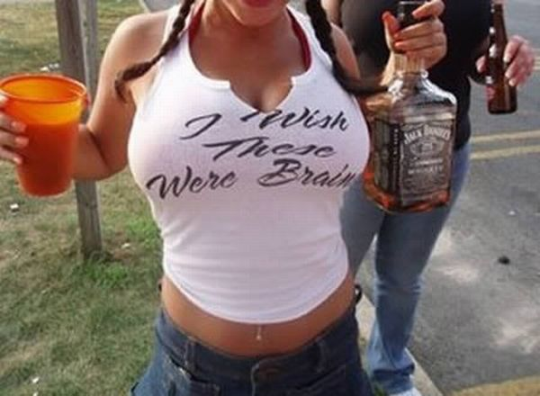 Hilariously Inappropriate T-Shirts (17 pics)