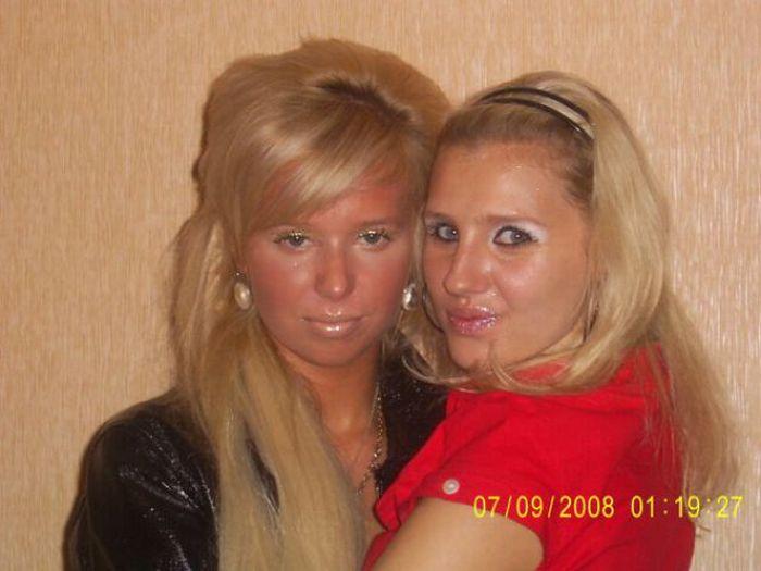 Russian Glamor Girl Wannabes (43 pics)
