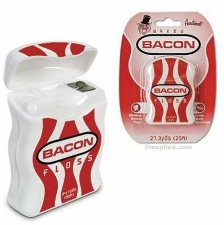 The Strangest Bacon-Flavored Items (8 pics)