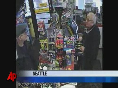 Very Polite Robber from Seattle