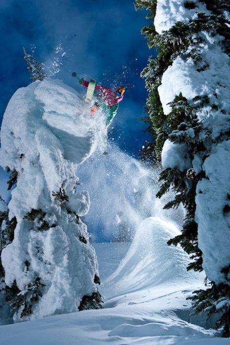 Epic Ski Moments (10 pics)