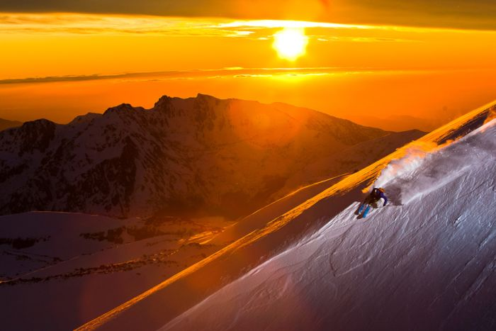 Epic Ski Moments (10 pics)
