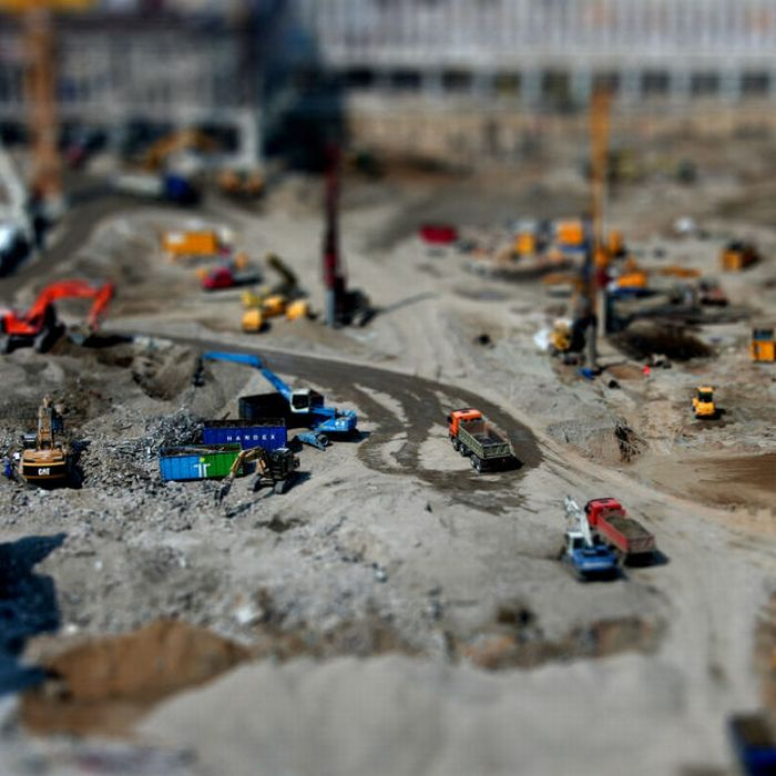 Stunning Tilt Shift Photography (58 pics)