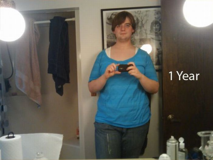 What a Transformation (14 pics)