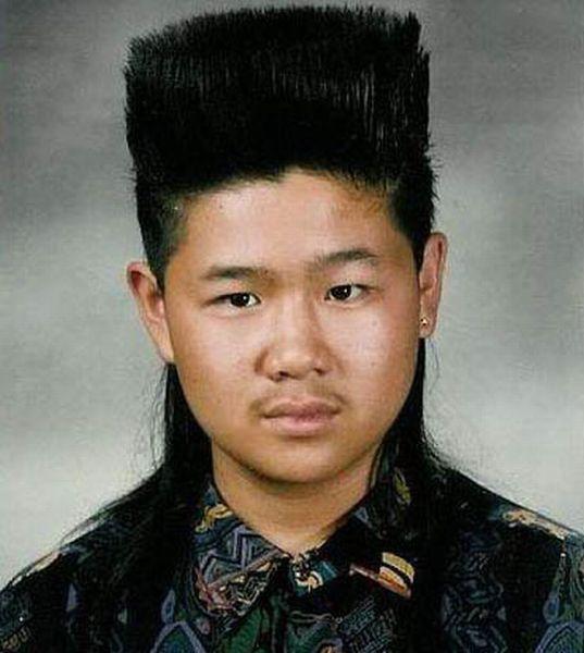 Cortes de cabello raros.