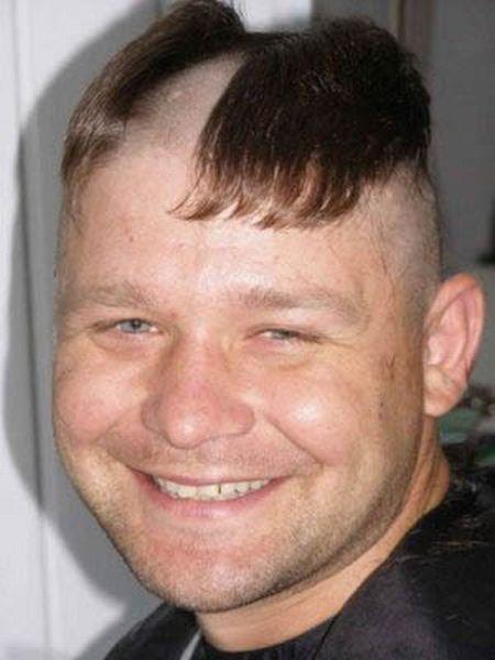 Hilarious Haircuts (36 pics)
