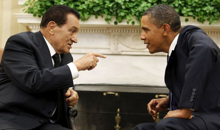 Hosni Mubarak and Friends 1981 – 2011 (47 pics)