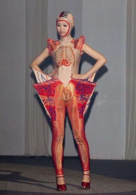 Anatomic Dresses (5 pics)