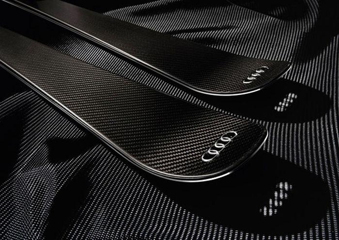 Audi Carbon Ski Concept (11 pics)