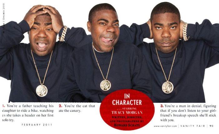 Actors in Character (15 pics)