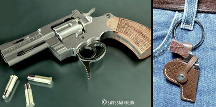 Swiss Mini Gun - World's Smallest Gun (7 pics)