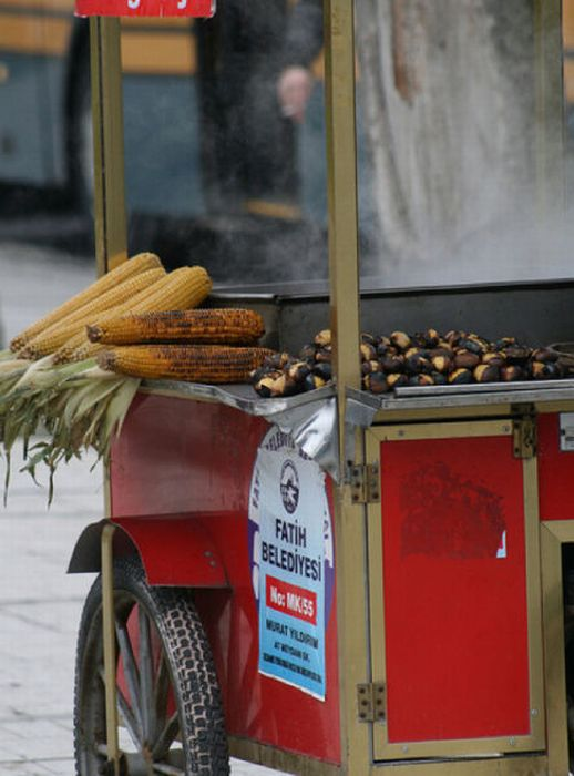 Street Food From Around the Globe (57 pics)