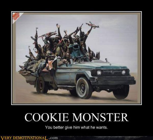 Funny Demotivational Posters (50 pics)