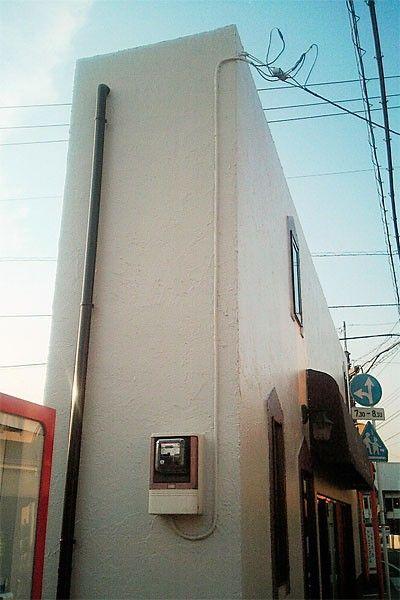 Very Thin Japanese Houses (25 pics)