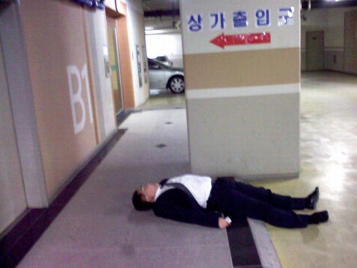 How the Koreans Party on Fridays (59 pics)