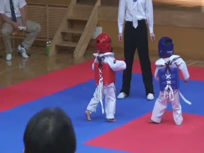 Best Taekwondo Fight Ever