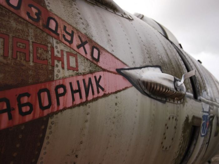 Russian Fighter Jet Art (6 pics)