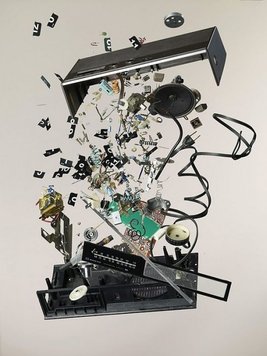 Disassembled Objects by Todd McLellan (9 pics)
