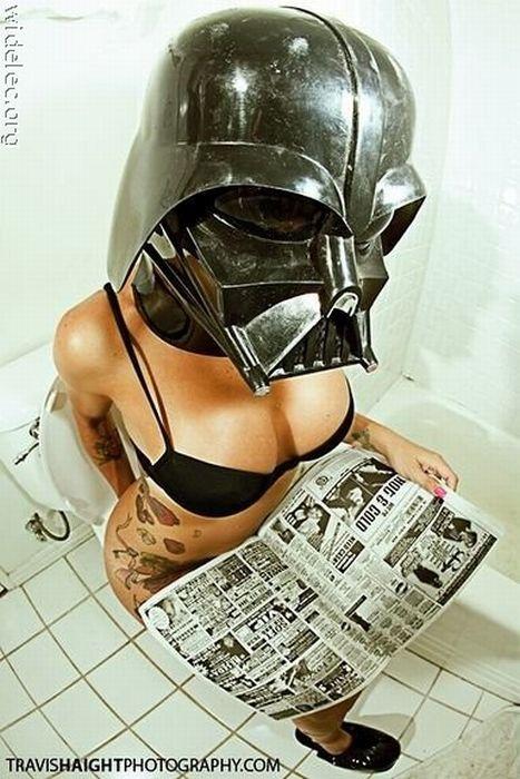 Cool and Funny Star Wars Fan Art (151 pics)
