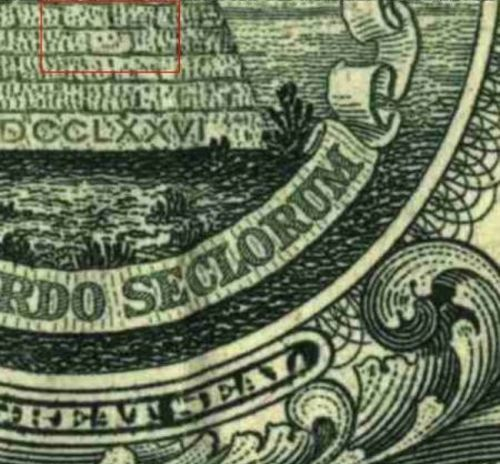 1-Dollar Bill Has Its Secrets (6 pics)